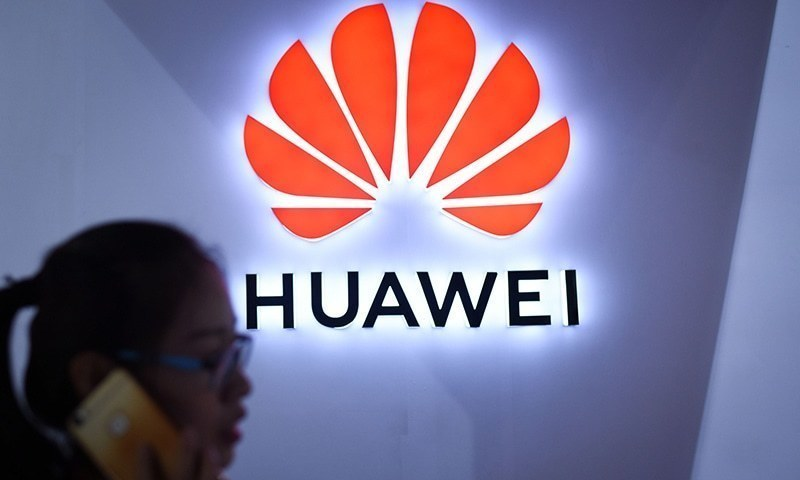 "Huawei is a leader in the development of next-generation ""5G"" mobile networks but a US dispute with China over its ban on Huawei is spilling over to Europe. — File"