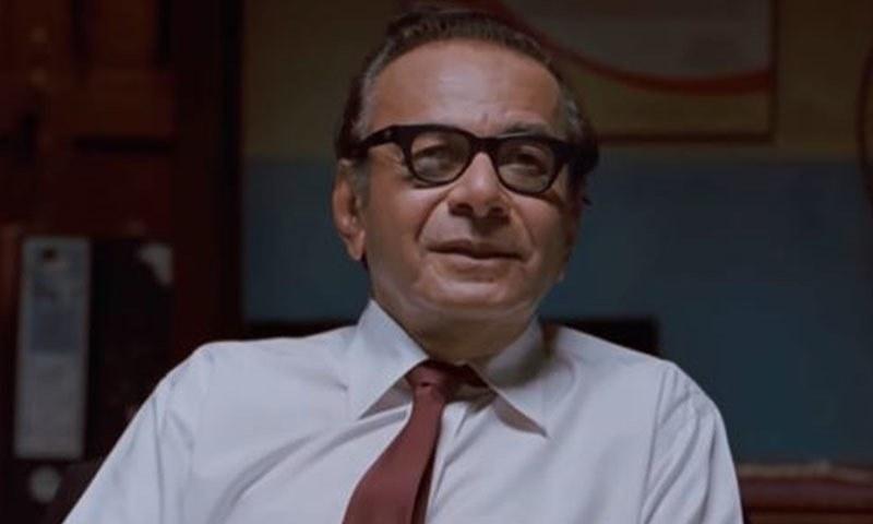 کشور پرادھان نے فلم جب وی میٹ میں مختصر کردار ادا کیا —فوٹو/ اسکرین شاٹ