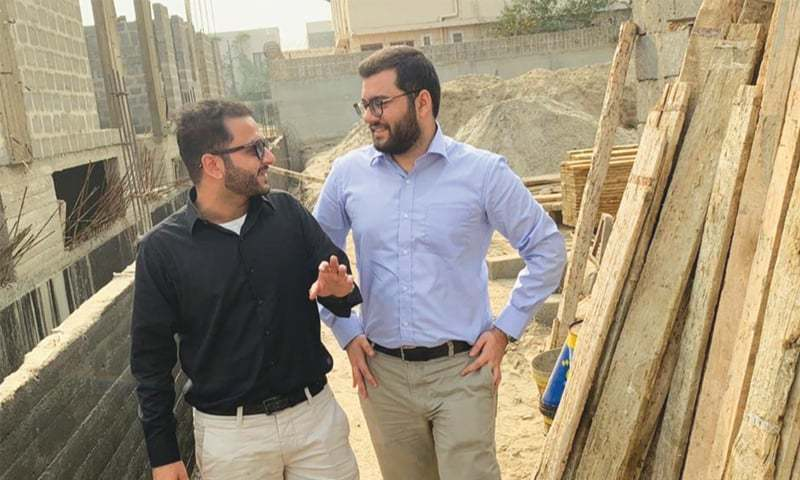 The Tameer Ghar duo puts their stakes on tech to cut the middlemen out of construction materials industry.