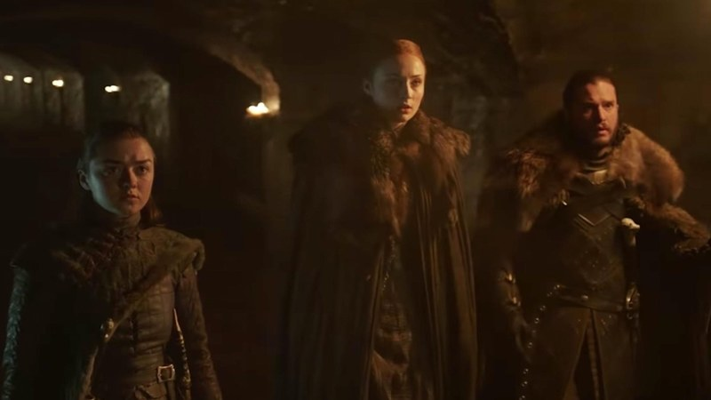 HBO announced Sunday night that the eighth and final season will begin on April 14