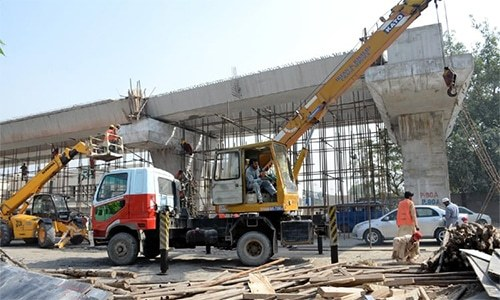 Work on mega project is under way, says PDA director general. — File photo