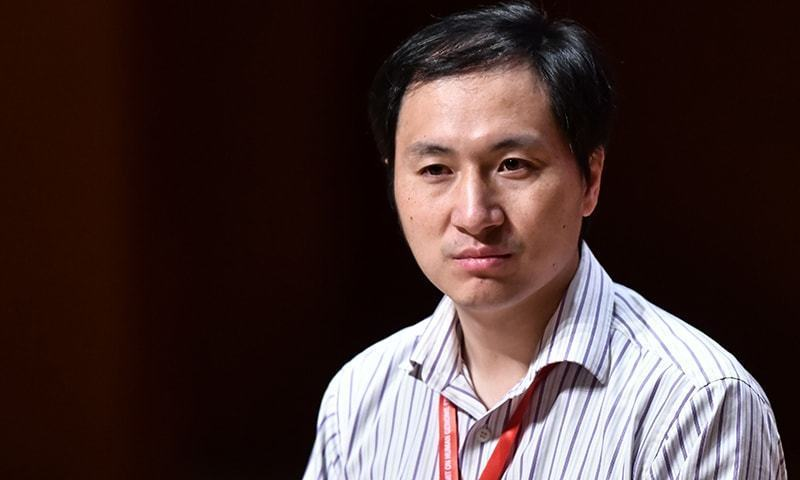 China confirms gene-edited babies, blames scientist He Jiankui