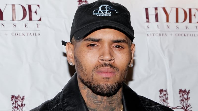 Chris Brown Detained in France Following Rape Allegations