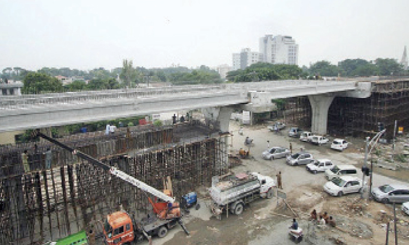 Revised cost of SBRTC project is Rs66.437bn, including foreign exchange component of Rs53.32bn. — File photo