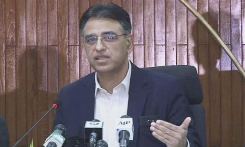 Asad Umar to present mini budget today