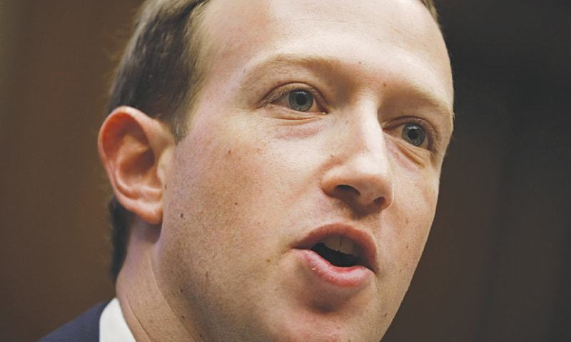 Facebook doesn't leave up divisive content intentionally; review systems are imperfect, explains Facebook CEO. ─ Reuters/File