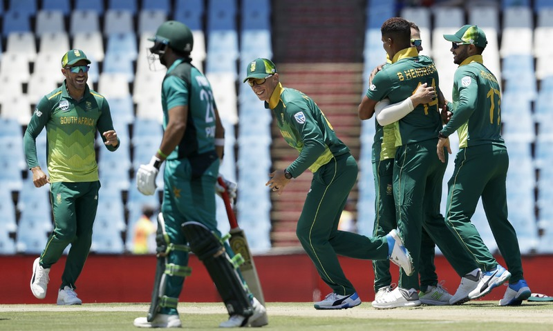 South Africa forgives Sarfraz for controversial taunt