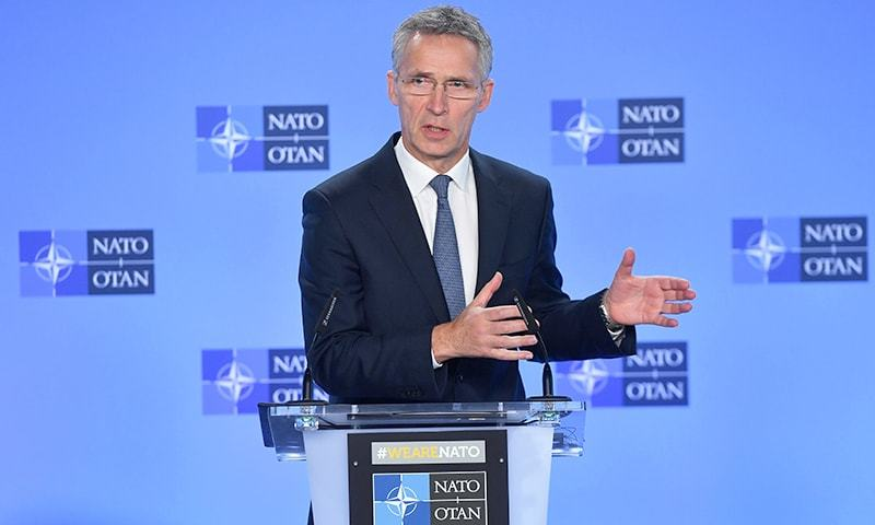 NATO, Russia fail to agree over missile breach, U.S. to quit treaty