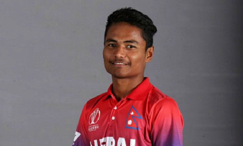 Nepal Batsman Surpasses Tendulkar's Record to Be Youngest Half-centurion