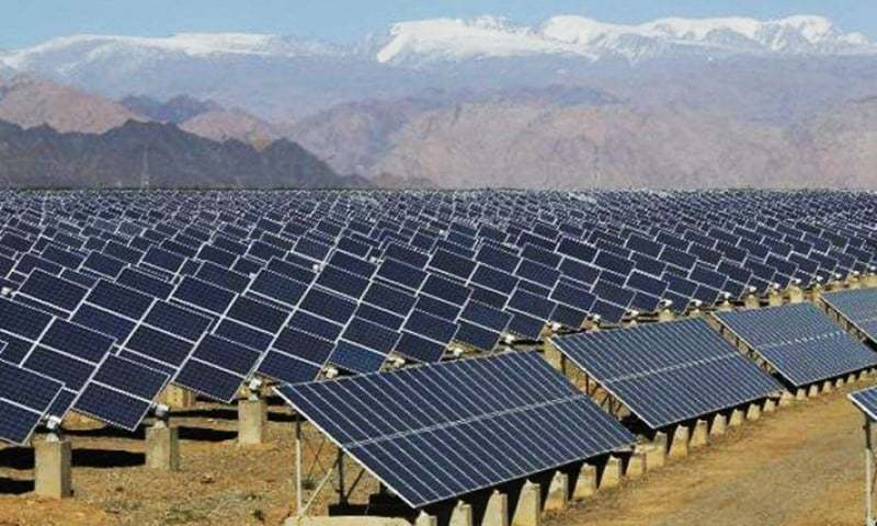 Solar potential exists throughout the country and thus offers a wider appeal. — AFP/File