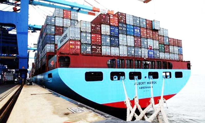 PSAA says the 8pc freight tax is a major cause of high cost of doing business in the shipping industry.— AFP/File