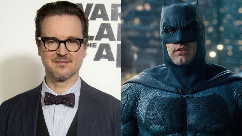 Ben Affleck was previously set to star in the film but he is ready to pass the torch; a new Caped Crusader is to be cast for Matt Reeves' (left) upcoming flick
