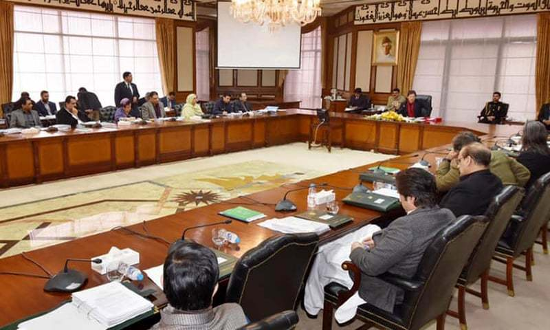The religious affairs ministry proposed a subsidy of Rs45,000 per pilgrim which was shot down by the federal cabinet. —PID