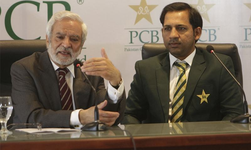 Anti Racism Charge Sarfraz Ahmed Banned For 4 Matches: PCB Backs Sarfraz As Captain After Controversy