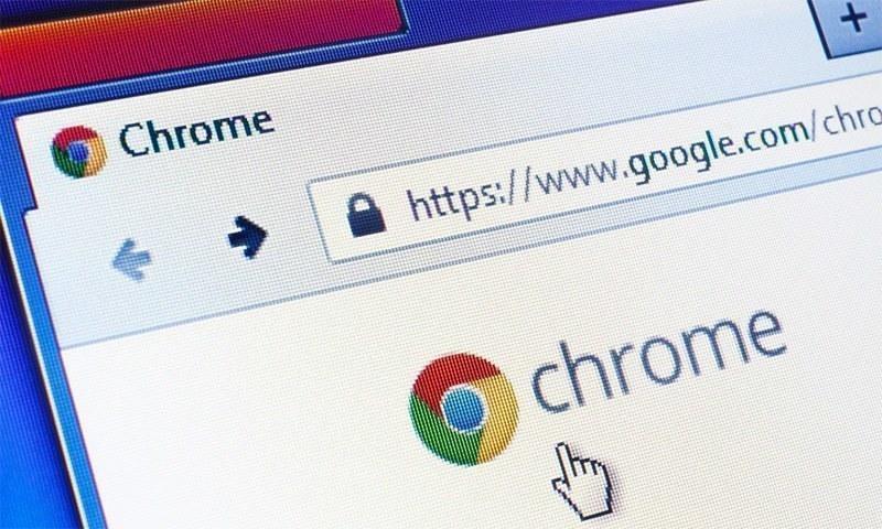 انٹرنیٹ براﺅزنگ کرنے والے 62 فیصد افراد گوگل کروم براﺅزر استعمال کرتے ہیں— شٹر اسٹاک فوٹو