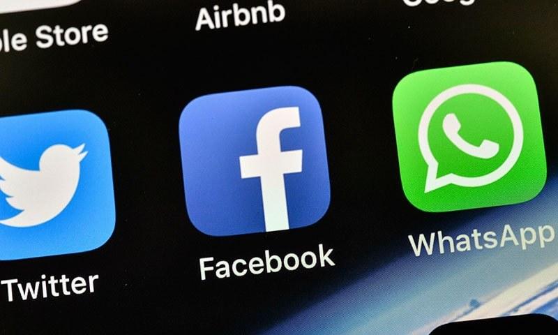 فیس بک کو دیگر ذرائع سے بھی ڈیٹا جمع کرنے سے روک دیا گیا — فوٹو: اے پی