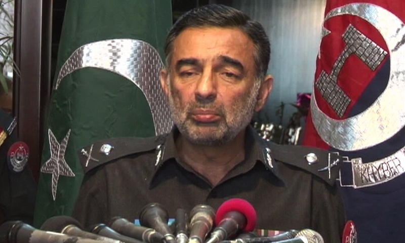 Salahuddin Khan Mehsud to serve as IG Kashmir; Naveed Kamran Baloch asked to report back to establishment division. — File