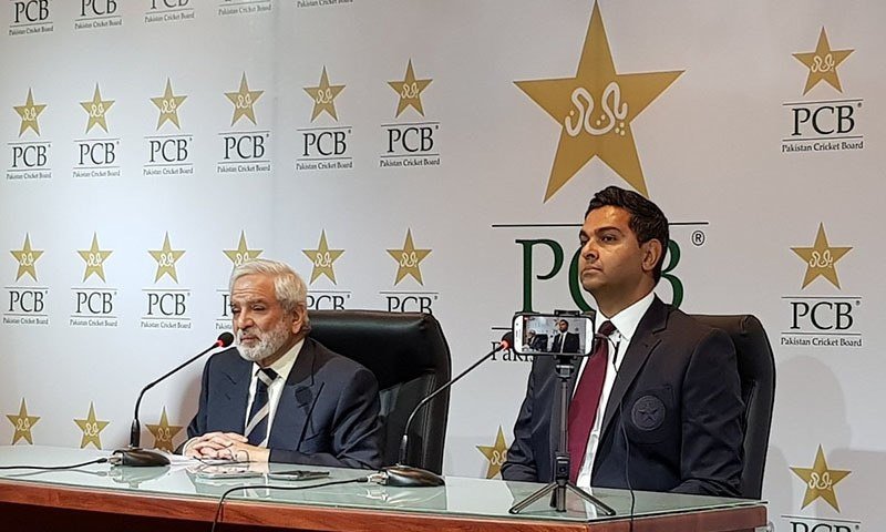PCB announces schedule for ODI series against Australia