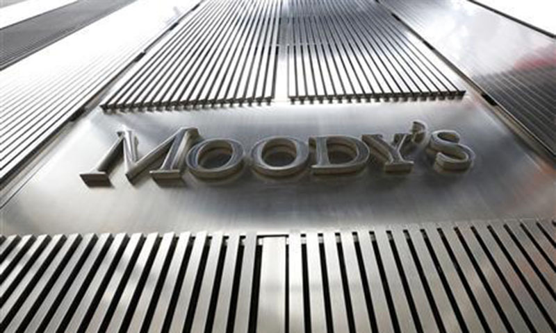 Moody's points out that Pakistan's banks face the risk of macroeconomic contagion through a range of channels. — File