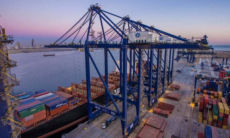 Adviser Abdul Razak Dawood claims that decline in imports is due to imposition of regulatory duties saying the impact of rupee depreciation on exports will become visible in the coming months.