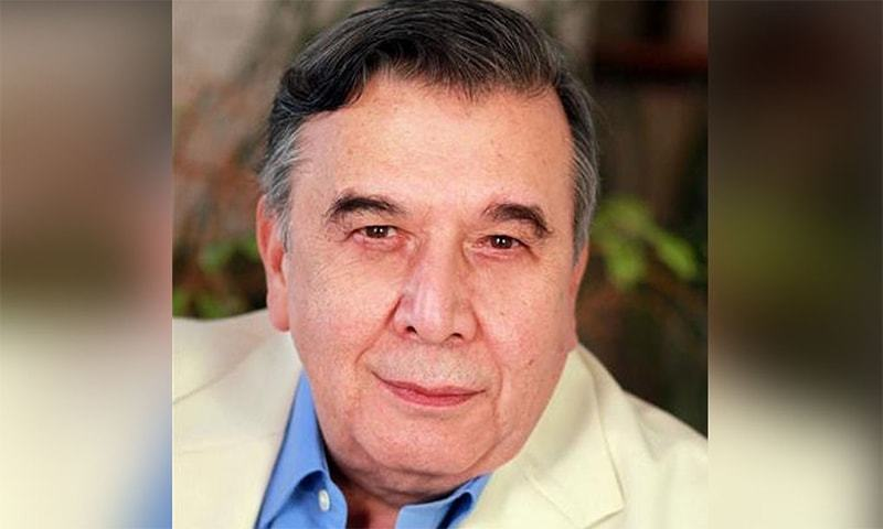 Rashid Suhrawardy, the only son of Huseyn Shaheed Suhrawardy dies of natural causes at the age of 78. — Photo courtesy: Dhaka Tribune