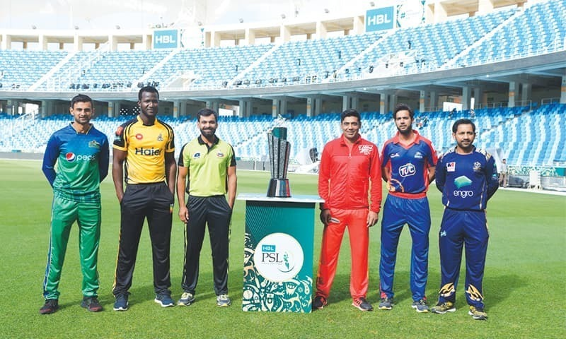 PSL 2019 opening ceremony rocks Dubai