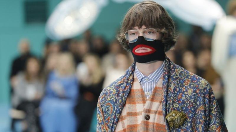 Alessandro Michele said that racism was never his intention when it came to the $890 sweater that resembled blackface