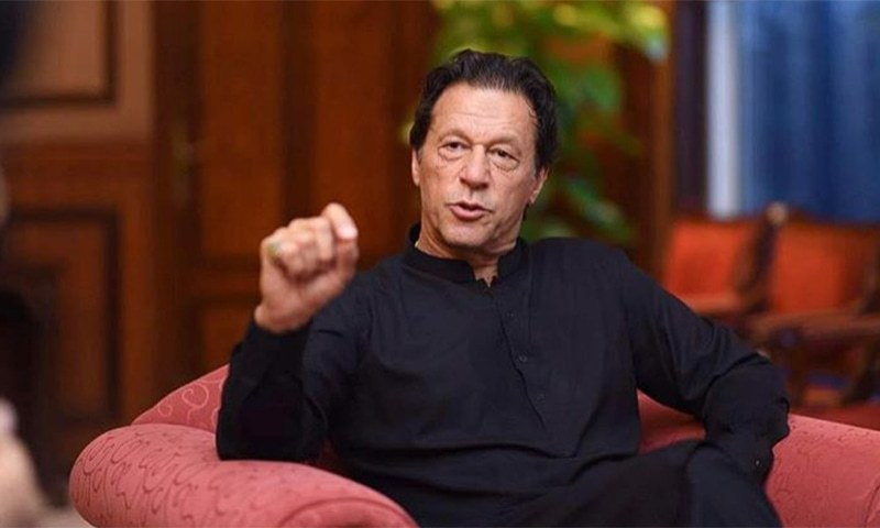 """Prime Minister Imran Khan says NAB chairman """"should take action"""" against those responsible for arresting esteemed archaeologist. — File photo"""