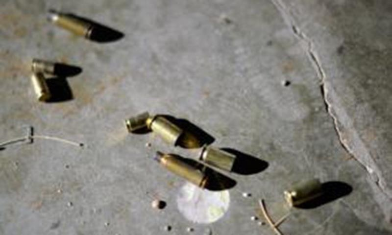 Two Frontier Corps (FC) personnel were martyred while a civilian passerby was injured in a firing incident in Loralai city in Balochistan on Saturday, a police officer Nasir Shah told DawnNewsTV. — AFP/File