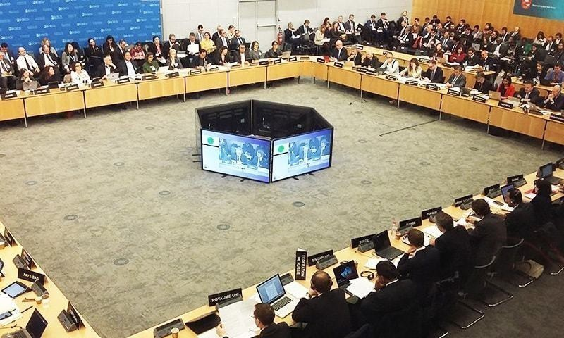 APG to present Pakistan's report to FATF group meetings, that are to be held from Feb 18 to 22. — File photo