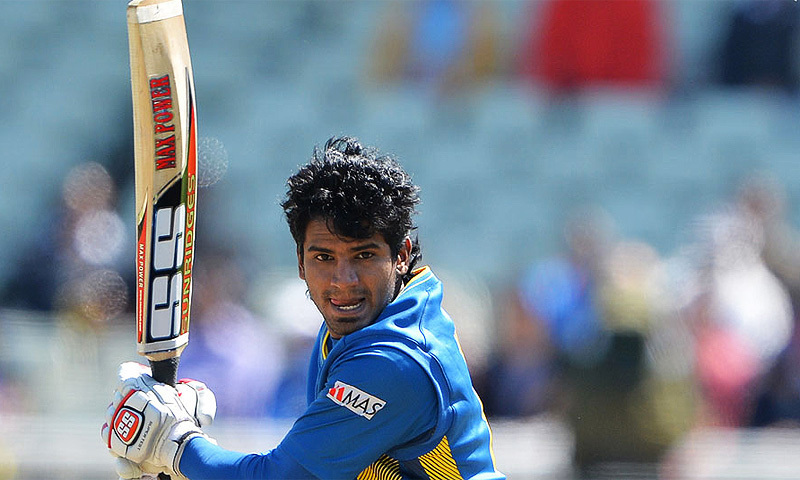 """One of the best if not THE best overseas win by Sri Lanka. Kusal Janith Perera was unreal,"" says Sangakkara. — AFP/File"