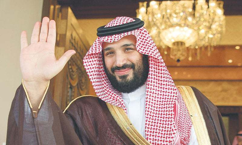 Saudi Crown Prince Mohammad bin Salman will meet a Senate delegation including opposition members. — File photo