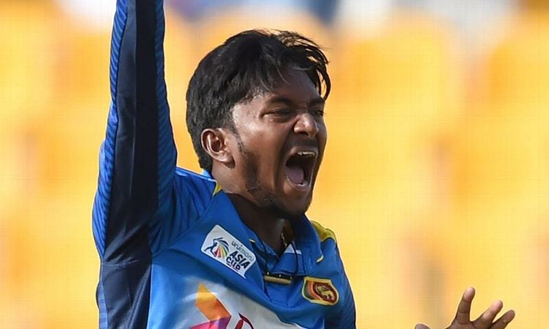 Following reassessment, the bowling action of Sri Lanka spinner Akila Dananjaya has been found to be legal.— AFP/File
