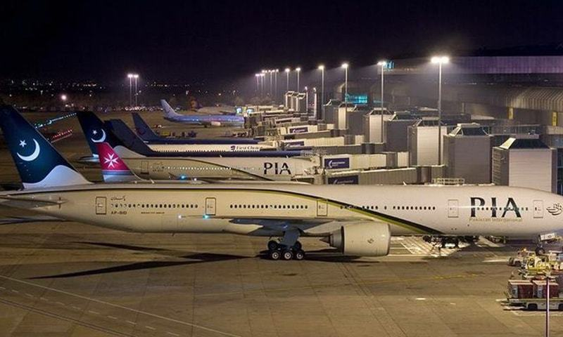 Airline offers slashed fares to travellers along Beijing-Islamabad-Beijing route. — File photo