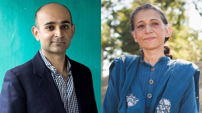 Mohsin Hamid and Ayesha Jalal will be attending this year's LLF.