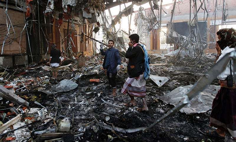 The first redeployment of forces in Yemen's flashpoint city of Hodeida could possibly begin later on Tuesday or the following day, a United Nations envoy said, marking the first concrete step toward de-escalation in the war.  — AFP/File