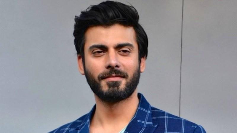 Popular Pakistani actor and singer Fawad Khan. — File