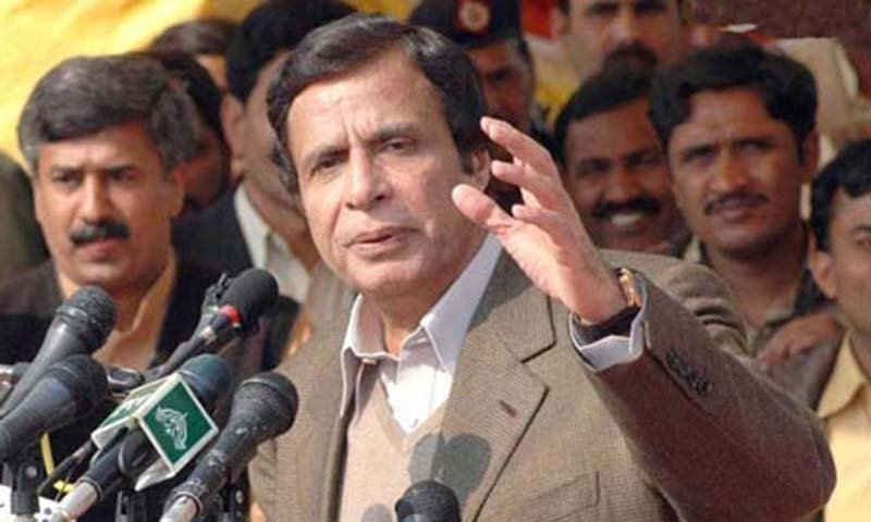 Chaudhry Pervaiz Elahi passes order after MPA revealed that food department issued 504,325 tonnes of wheat over the past five years. — File photo