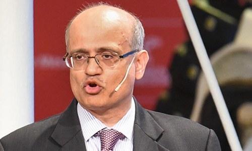 India's Foreign Secretary VK Gokhale. — AFP