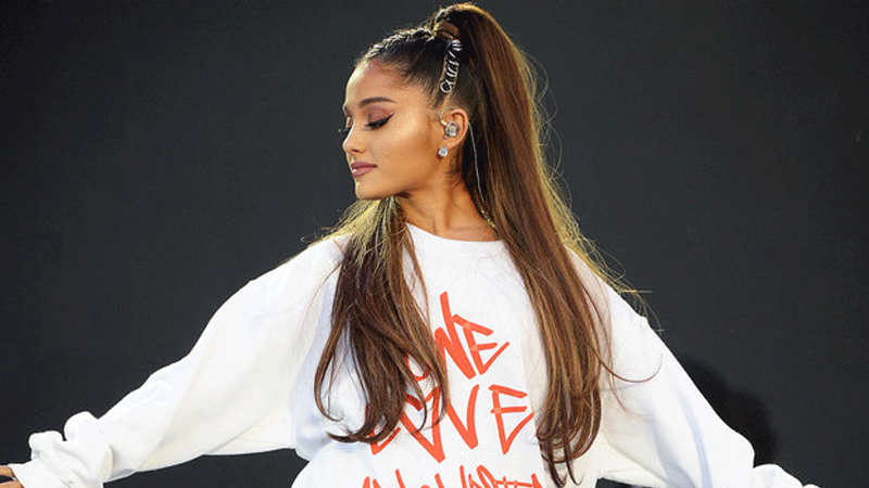 Ariana Grande will be performing in Manchester two years after the