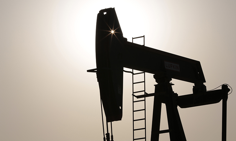 Crude oil prices ease after gains on stock draw