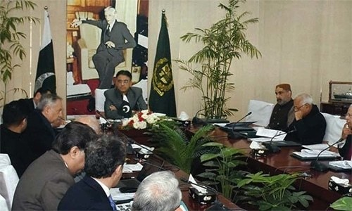 "ECC directs power division to ""prepare a comprehensive plan"" and submit within a month. — Dawn/File"