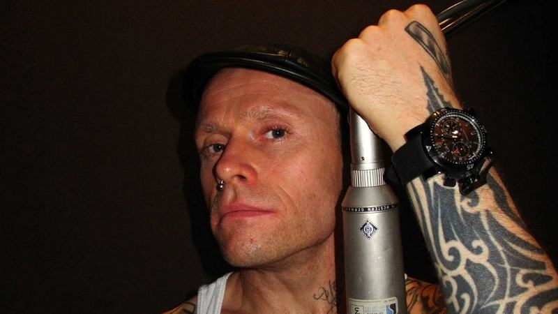 The singer was found dead in his home in Essex