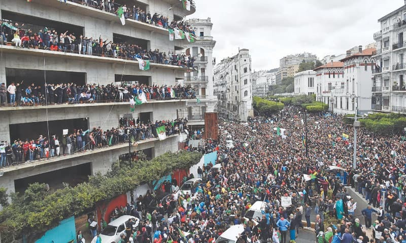 Algerian Authorities Bring Forward University Holidays to Weaken Protests