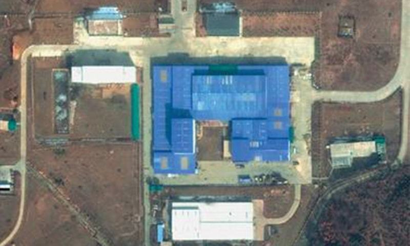 Satellite images reveal activity at second North Korean launch site
