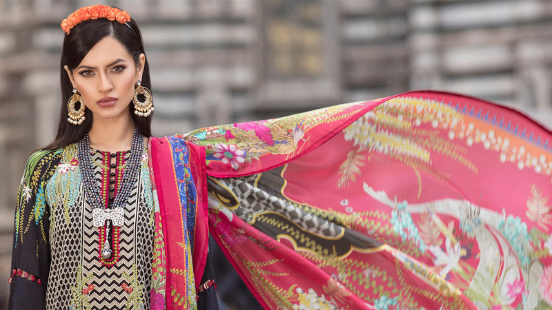 A fluttering dupatta, perfect brows... It's all very pretty and glamorous. And, dare I say, irresponsible?