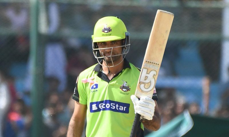 Injury plagued Lahore's fortunes showed little improvement under stand-in skipper Fakhar Zaman. — PSL