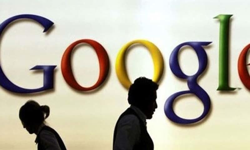 گوگل نے سابق ایگزیکٹو کو 3 کروڑ ڈالر سے زائد ادا کیے — فوٹو : اے ایف پی