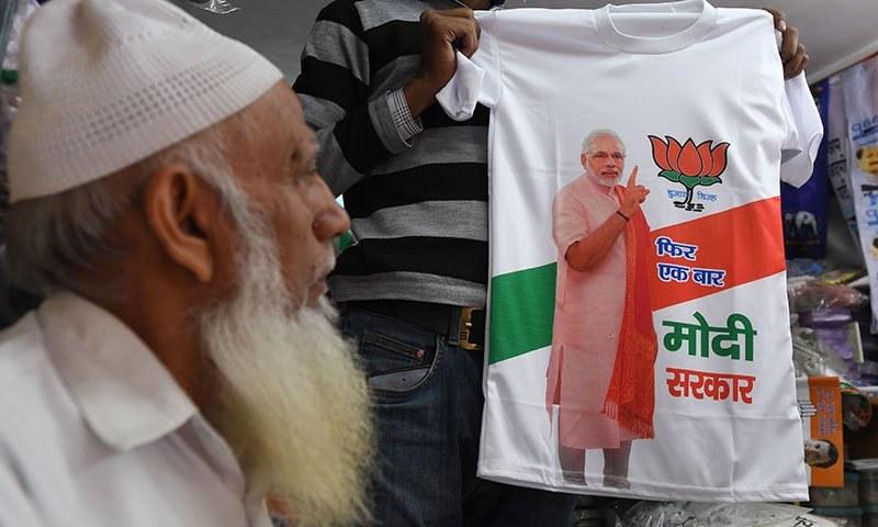 تمام امیدواروں اور ان کی سیاسی سیاسی جماعتوں کو انتخابی مہم کے دوران مذکورہفرد کے مقدمات کی تشہیر کرنا ہو گی— فوٹو: اے ایف پی