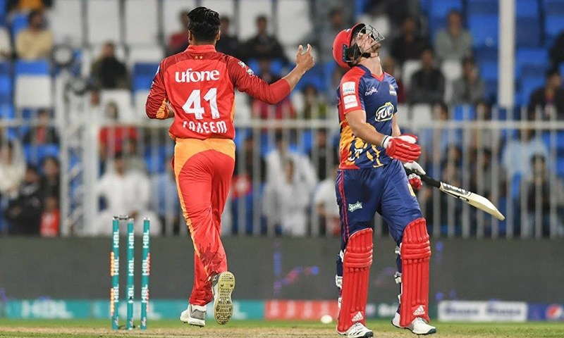 Islamabad have defeated Karachi in both of their previous two PSL 2019 encounters. — PSL